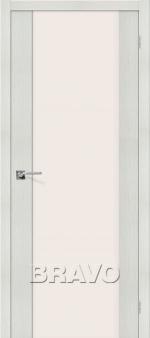 Двери Межкомнатные Порта-13 Bianco Veralinga СТ-Magic Fog