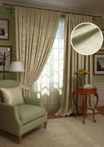 Товары для дома Домашний текстиль Комплект штор Plain Lux-SH PL123909618