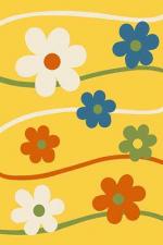 Ковры Merinos 1021 Yellow