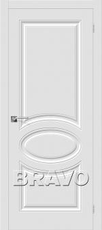 Двери Межкомнатные Скинни-20 П-23 (Белый)