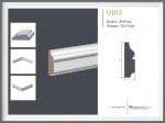 Строительные товары Лепной декор Молдинг U 012