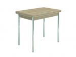 Мебель Витра Обеденный стол Орфей 1.2 дуб Сонома