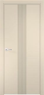 Двери Межкомнатные Дверное полотно Севилья 16 софт панакота