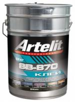 Паркетная химия Artelit Универсальный паркеный клей SB-870