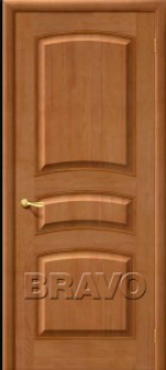 Двери Межкомнатные М16 Т-05 (Светлый Лак) ПГ