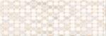 Керамическая плитка Eletto Настенная плитка Malwia Milk Geometria ректификат