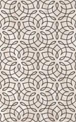 Керамическая плитка Terracota Pro Декор Graphite Flower Light