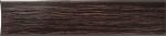 Подложка, порожки и все сопутствующие для пола Порожки Порог самоклеящийся 597 Черный палисандр