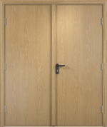 Двери Входные ДПГ двустворчатое ПВХ