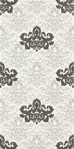 Керамическая плитка Piemme Vallentino Bianco/Nero Damasco MRV155 09130