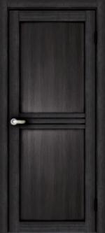 Двери Межкомнатные Дверное полотно Артлайн 10009 мокко