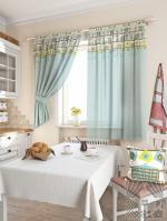 Товары для дома Домашний текстиль Анхель (голуб.) 930041
