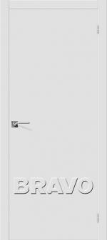 Двери Межкомнатные Скинни-10 Whitey