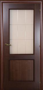 Двери Межкомнатные Primo Amore 211 орех махагон