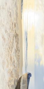 Керамическая плитка Golden Tile Декор Crema Marfil Sunrise Н51441