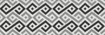 Керамическая плитка Gracia Ceramica Декор Molle black 01