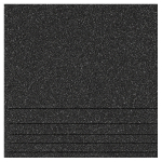 Керамогранит Техногрес Техногрес ступени 300х300х8 матовые черные