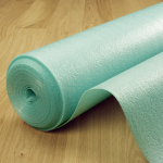 Подложка, порожки и все сопутствующие для пола Подложка под ламинат и паркетную доску Подложка вспененный полиэтилен 3 мм