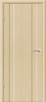 Двери Межкомнатные Гранд-М  глухая Выбеленный дуб
