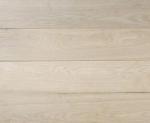 Массивная доска Sherwood Parquet Дуб дымчатый белое масло  (White oiled)