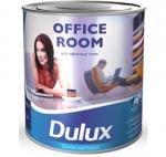 Строительные товары Лакокрасочные материалы DULUX OFFICE ROOM в/д белая матовая