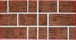 Для дачи Отделка стен Блок 076