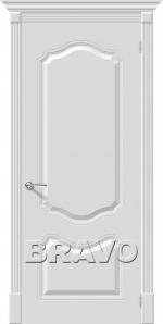 Двери Межкомнатные Фьюжн К-23 (Белый) ПГ