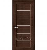 Двери Межкомнатные Тассо-3 Т-50 (Венге) ПО СТ-Сатинато