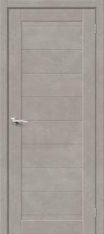 Двери Межкомнатные Браво-21 Gris Beton