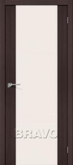 Двери Межкомнатные Порта-13 Wenge Veralinga СТ-Magic Fog
