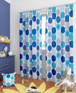 Товары для дома Домашний текстиль Роули-К (синий) 940070