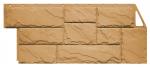 Для дачи Отделка стен Крупный камень Песочный