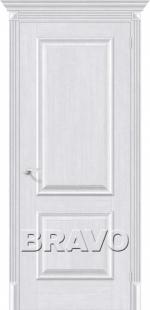 Двери Межкомнатные Классико-12 Milk Oak (Еврошпон)