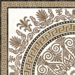 Керамическая плитка Golden Tile Декор Meander 2А1810