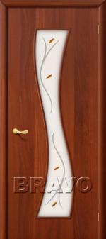 Двери Межкомнатные 11Ф Л-11 (Итальянский Орех) ПО СТ-Фьюзинг