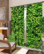 Товары для дома Домашний текстиль Зеленая стена 900282