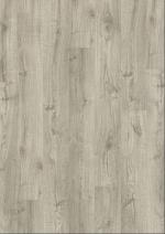 Плитка ПВХ Quick Step Дуб осенний теплый серый PUCL40089