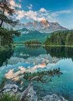 Обои Komar 4-537 Mirror Lake