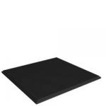 Строительные товары Подвесные потолки Кассета Албес АР 600 А6 Tegular черная акустическая