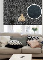 Товары для дома Домашний текстиль Рулонные шторы Heyly черные