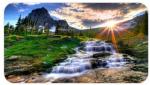 Товары для дома Аксессуары для ванной Горная река