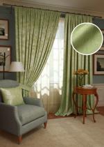 Товары для дома Домашний текстиль Комплект штор Plain Lux-SH PL123909686