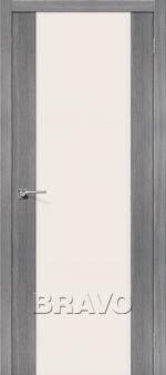 Двери Межкомнатные Порта-13 Grey Veralinga СТ-Magic Fog