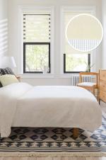 Товары для дома Домашний текстиль Ролло День-Ночь Молочный