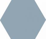 Керамическая плитка Kerama Marazzi Плитка настенная Аньет голубая темная 24007