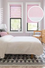 Товары для дома Домашний текстиль Ролло День-Ночь Розовый