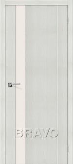 Двери Межкомнатные Порта-11 Bianco Veralinga СТ-Magic Fog
