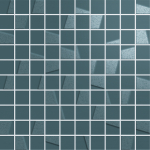 Керамическая плитка Italon Мозаика Petrolio 600110000782
