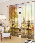 Товары для дома Домашний текстиль Вид с балкона 900459