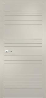 Двери Межкомнатные Дверное полотно Севилья 20 Софт Светлый